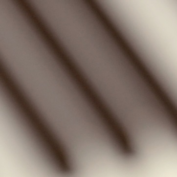 klaver tynd sløret
